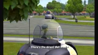 Planet 51: The Game (wii) (part4)