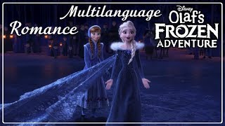 Olaf's Frozen Adventure | Romance Multilanguage | When We're Together