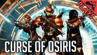 Destiny 2: Curse of Osiris DLC Gameplay