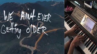Closer -  The Chainsmokers ft. Halsey Piano Cover