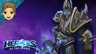 Heroes of the Storm: Arthas (WHAT ARE YOU DOING?)