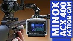 MINOX ACX 400 WiFi Action-Cam für Schützen, Outdoor und Sport ausprobiert!
