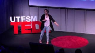La extinción de la lengua rapa nui | María Virginia Haoa | TEDxUTFSM