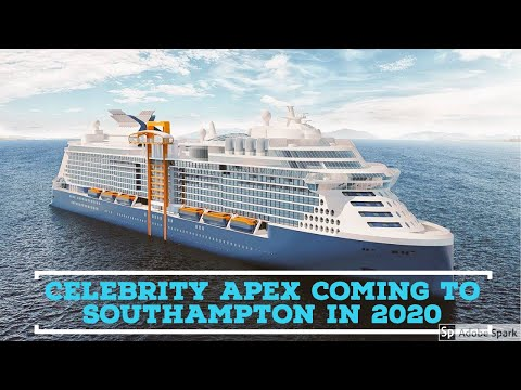 Celebrity Apex Is Coming To Southampton In 2020!