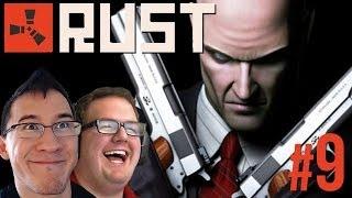 DEADLY ASSASSINS  | Rust Gameplay #9