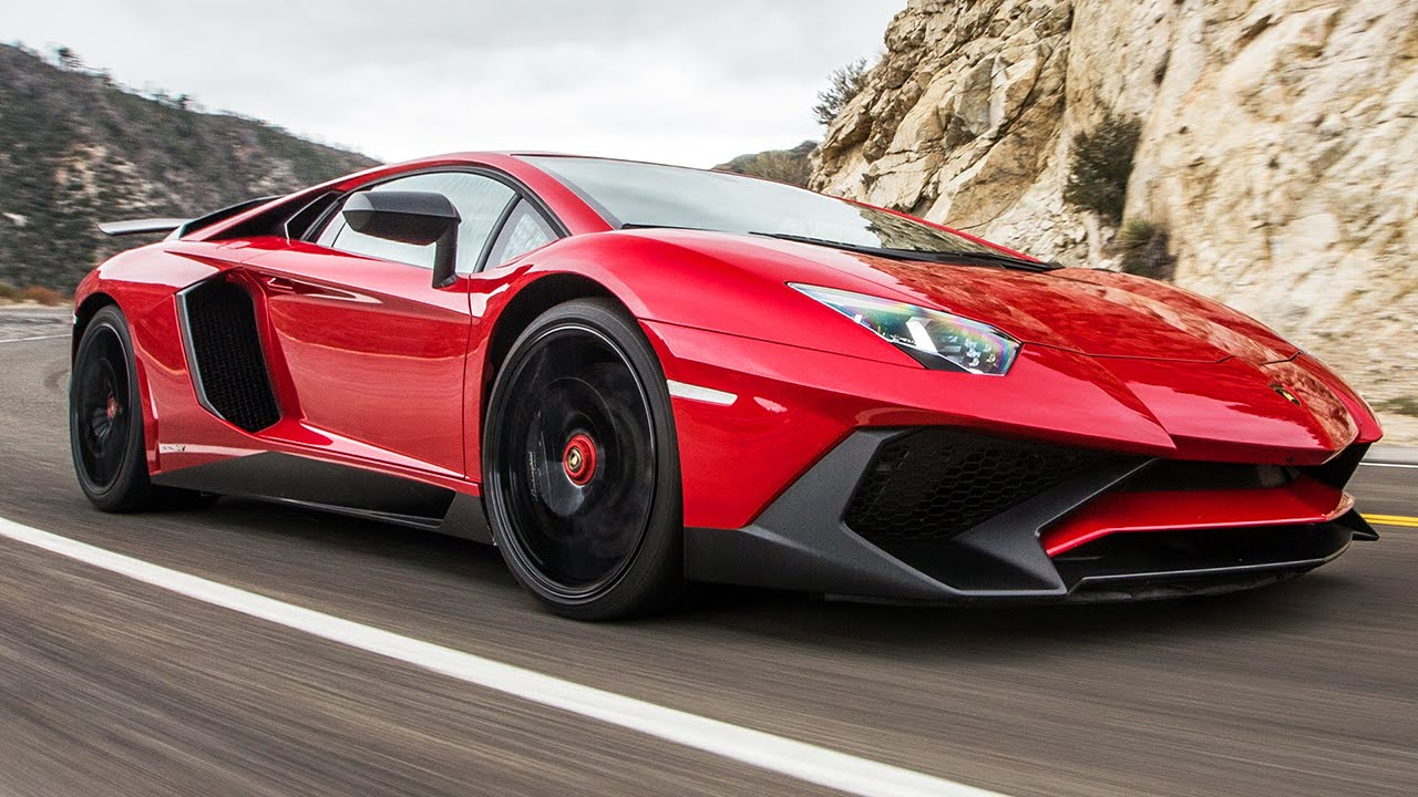 2016 Lamborghini Aventador Sv Lp750 4 Is It Legal To Have This Much