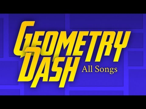 All Geometry Dash Songs! (GD, SubZero, Meltdown, World (Full Versions)) + Practice Mode | Koopa 85
