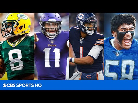 2021 NFL Draft: NFC North Recap [Packers, Vikings, Bears, Lions] | CBS Sports HQ