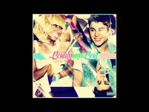 Nicki Minaj Feat Justin Bieber -  Beauty And A Beat (Wideboys Club Mix)