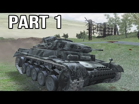 Call of Duty 2 Gameplay Walkthrough Part 1 - Italian Campaign - Invasion of France