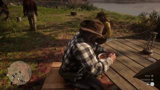 Red Dead Redemption 2 (PS4) - Bill Williamson's Real Name