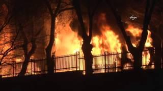 17 Şubat 2016 Ankara'da Patlama Anı.