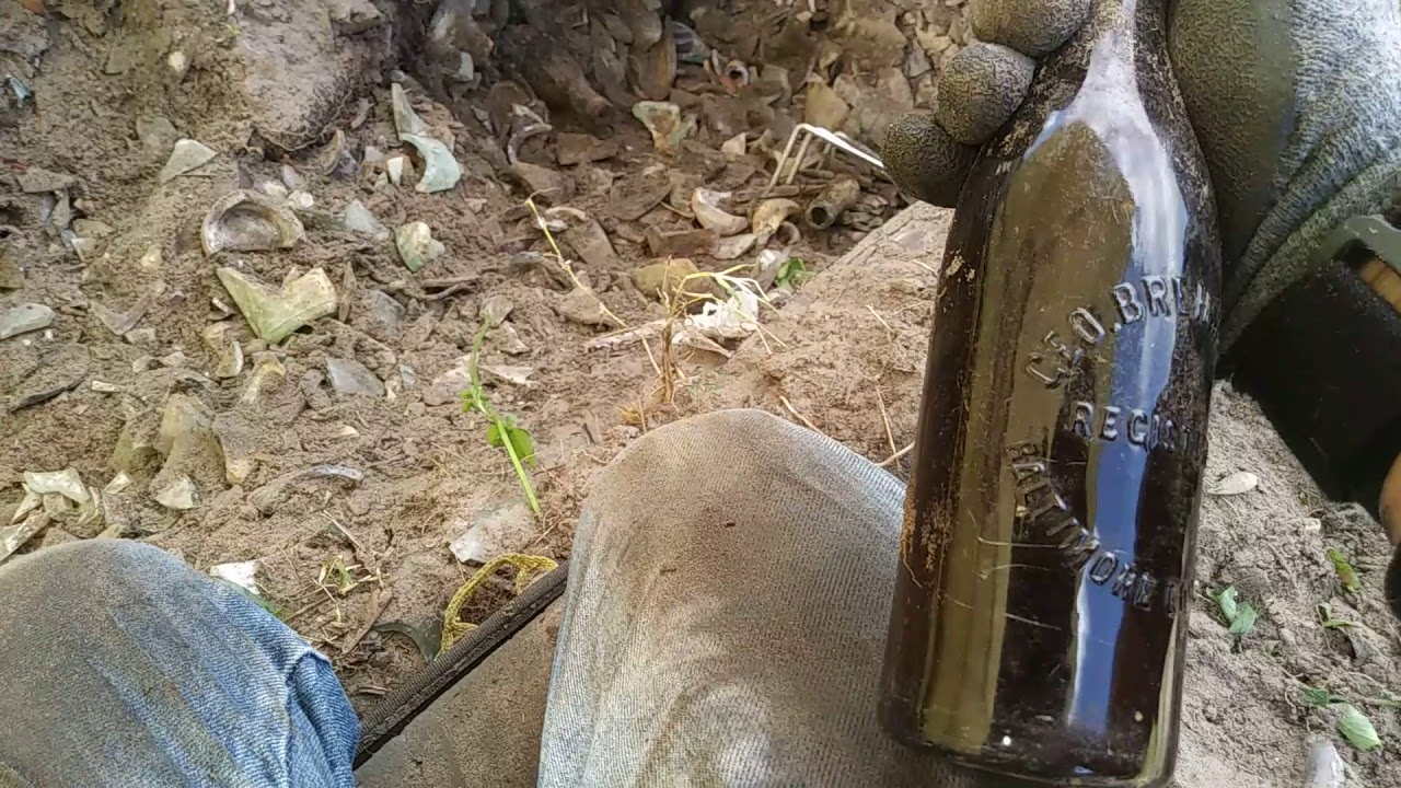 St Pete bottle dig number 5