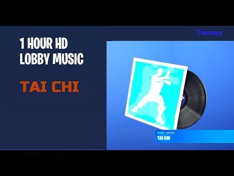 Fortnite - Tai Chi Lobby Music HD *1 HOUR*