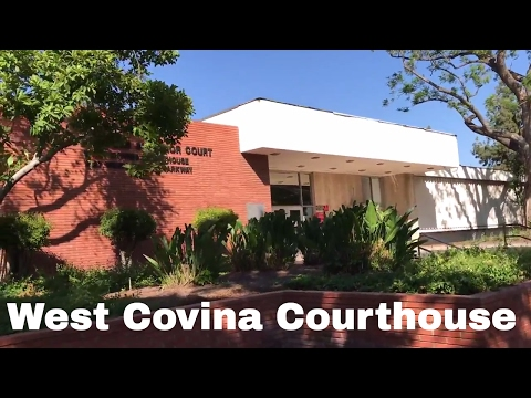 West Covina Courthouse