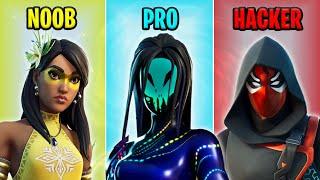 NOOB vs PRO vs HACKER - Fortnite Funny Moments #36