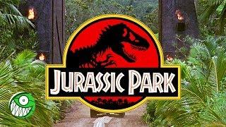 La historia secreta detrás de JURASSIC PARK