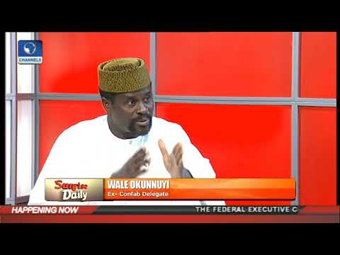 We Must Continue To Negotiate To Consolidate Nigeria's Unity-- Okunniyi Pt.2 |Sunrise Daily|