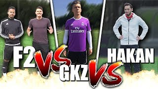 F2 vs GoalKEEPERz