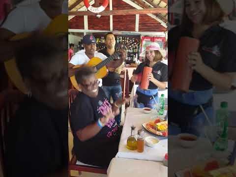 Clara Birthday 10-24-17 Punta Cana Dominican Republic at Captain Cook #1