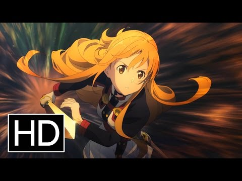 Sword Art Online: Ordinal Scale - Official Trailer Featuring LiSA Theme Song