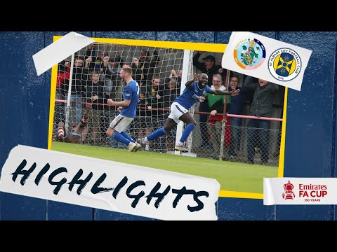 Corinthian-Casuals St. Albans Goals And Highlights