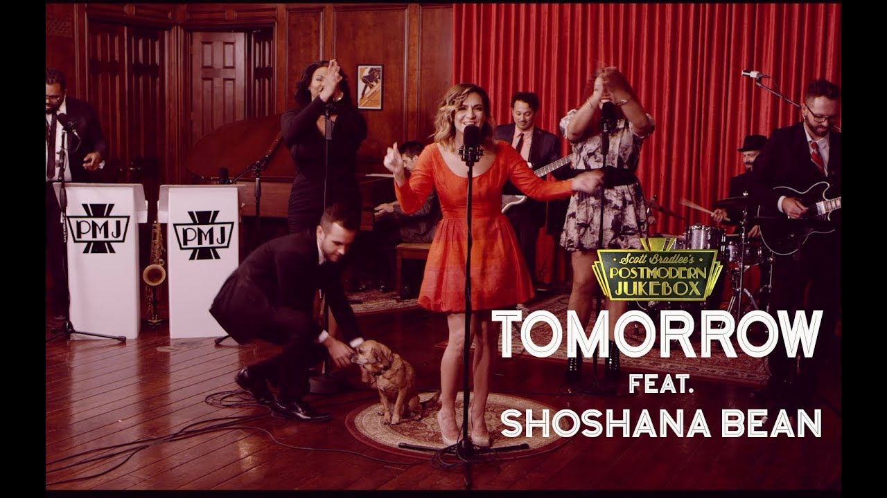Tomorrow (from 'Annie') Motown Cover ft. Shoshana Bean