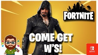 Fortnite! Let's Get Some Friday Wins!