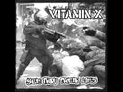 Vitamin X - srr thru their lies .