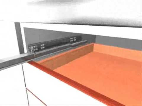 GUIDE BLUM TANDEM BLUMOTION DA BRICO LEGNO STORE - YouTube