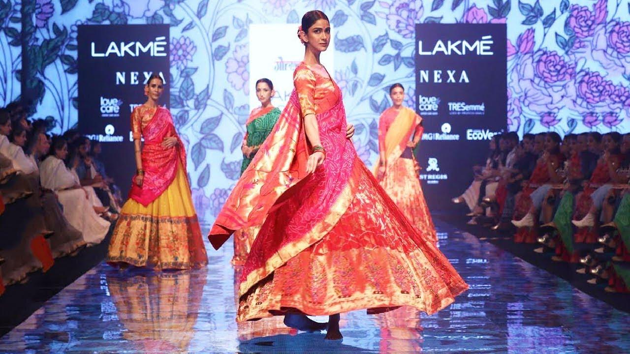 Gaurang Fall Winter 2019 20 Lakme Fashion Week Youtube