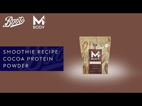 MBODY Cocoa smoothie recipe