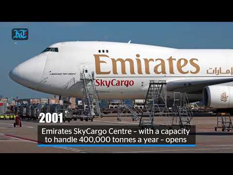 Emirates turns 32: A brief history of UAE's favourite airline