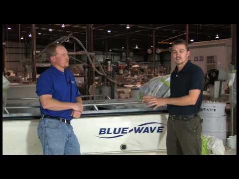 Pimp My Wave 2009 Part 1 Blue Wave Boats