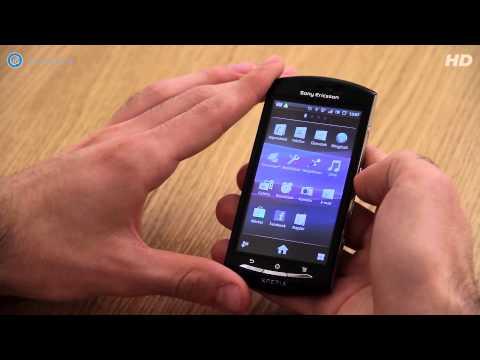 Sony Ericsson Xperia Neo teszt - GSM online™