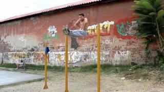 Street workout(Steel Bars)-Bitola