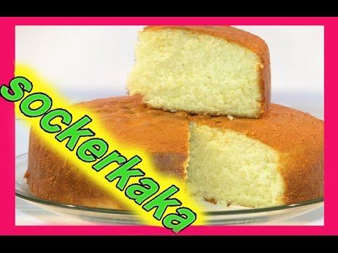 sockerkaka i micro recept