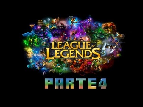 League of Legends - Ashe Carry - Partida de mieeeerda