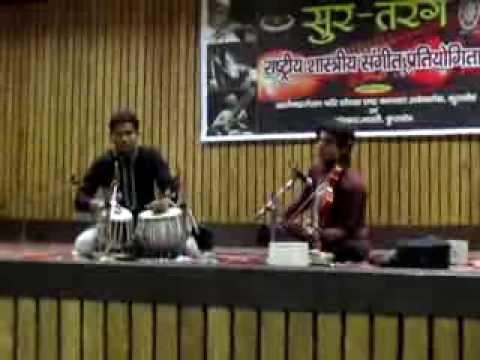 Raag- Ahir Bhairav by R.D {Violinist}