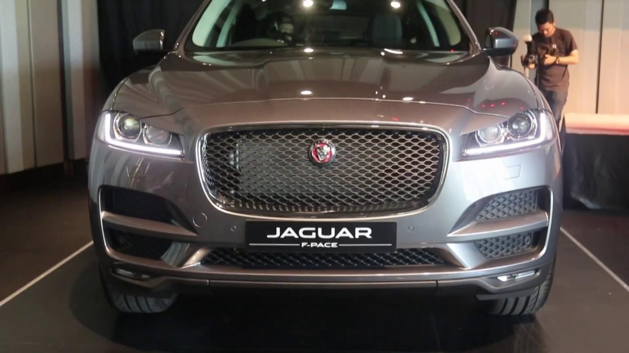 [Video Launch] เปิดตัว Jaguar F-Pace เอสยูวีสุดพรีเมียม
