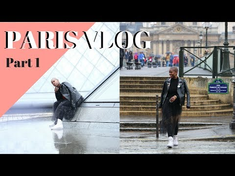 A Week in Paris I Skincare Shopping & The Louvre
