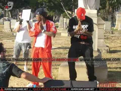 The Game Ft Lil Wayne - 'My Life  (Lyrics)