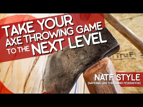 Take Your Axe Throwing Game To The Next Level