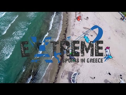 Extreme sports in greece