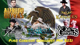 PUROS CORRIDOS CHINGONES 2021 MIX