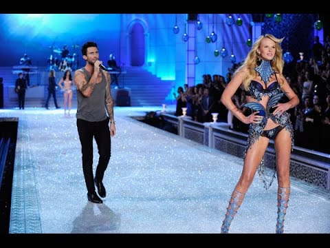 2ec6fa1fd4 Maroon 5 - Moves Like Jagger (Victoria s Secret Fashion Show 2015 Live  Performance)