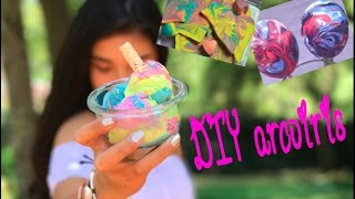 SIRVE O NO WORKS OR NOT DIY ARCOIRIS PASCUA Xime Ponch V146