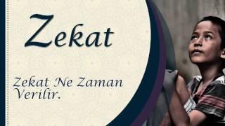 Zekat Ne Zaman Verilir? - Sorularla İslamiyet 2017 Video