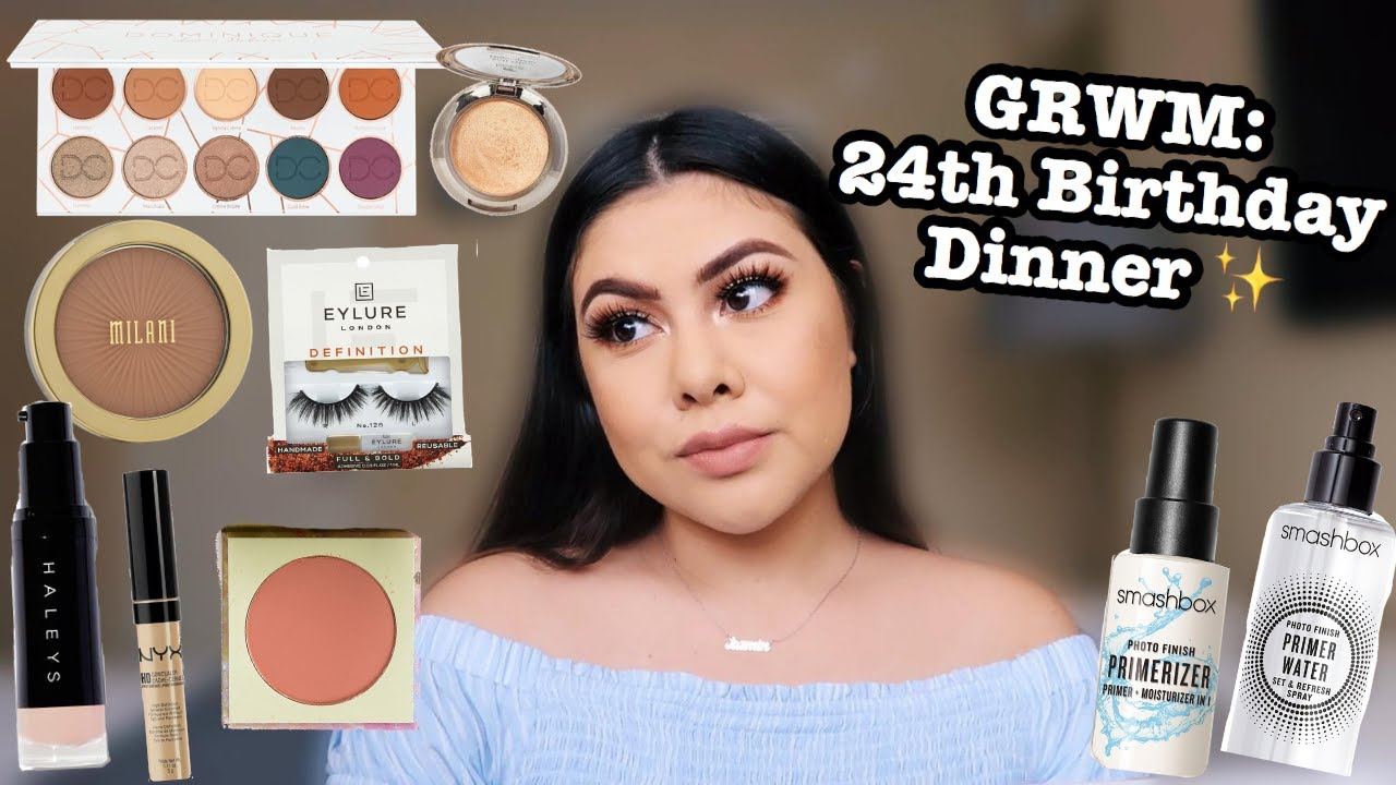 Birthday Makeup Tutorial 2020 Grwm Birthday Dinner Youtube Again, our definitions of and are derived from late grammarians and lexicographers. youtube