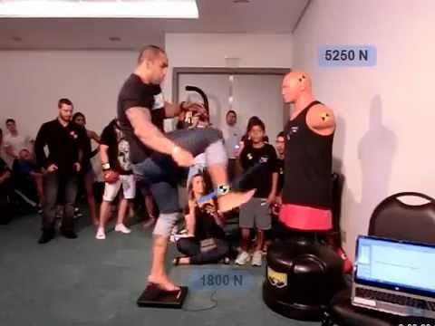 Ciência das Artes Marciais: Chute Frontal de Rafael Feijão UFC